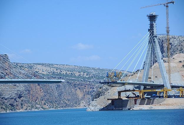 Güneydoğu Boğaz Köprüsüne kavuşuyor