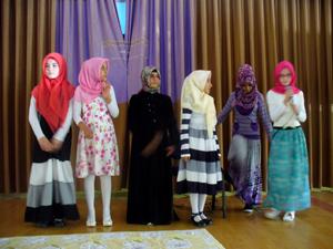 Seydişehir Kuran Kursunda mezuniyet töreni