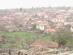 Türkiyede köy nüfusu