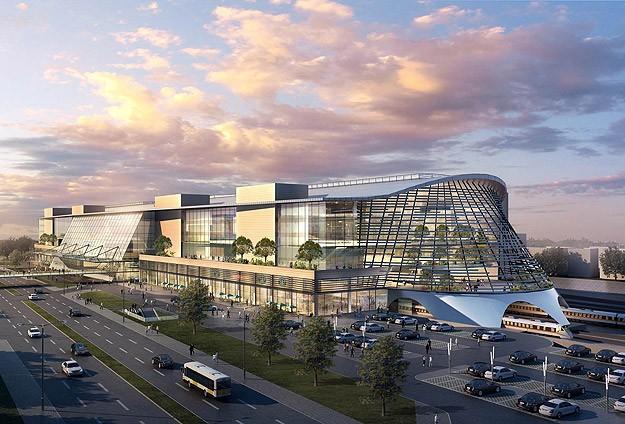 YHT terminali 2016da hizmete girecek