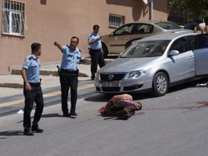Çatışma: 1 ölü, 3ü polis 4 yaralı