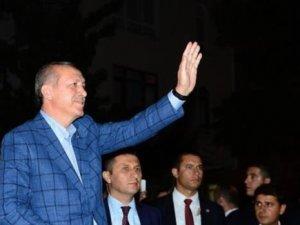Erdoğana duygusal veda!