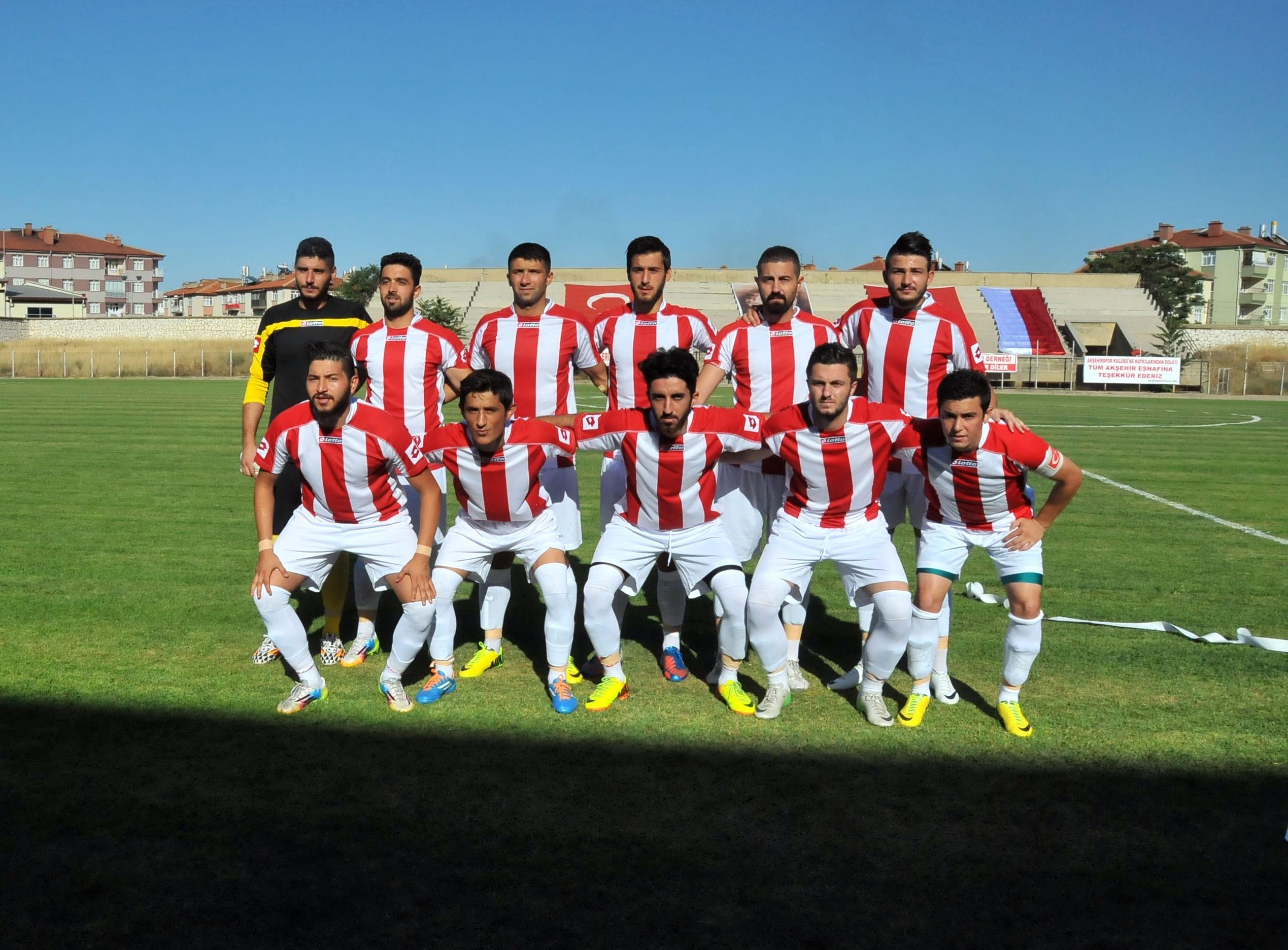 Akşehirspordan sezon açılış töreni