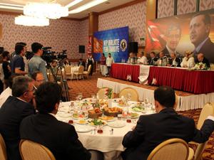 Konya, AK Parti Genel Kurulu'na hazır