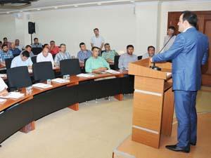 KTO'da meslek istişare toplantıları yapılıyor