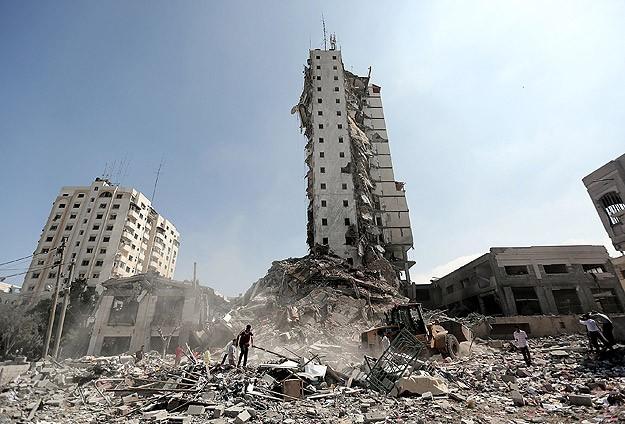 Gazzede ölenlerin sayısı 2 bin 139a yükseldi