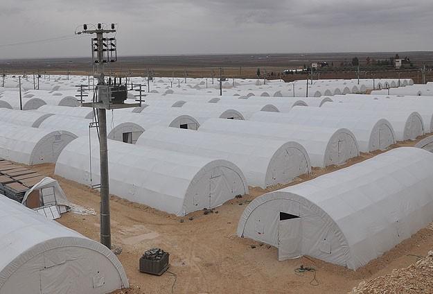 AFAD Irakta 4 bin çadır kuracak