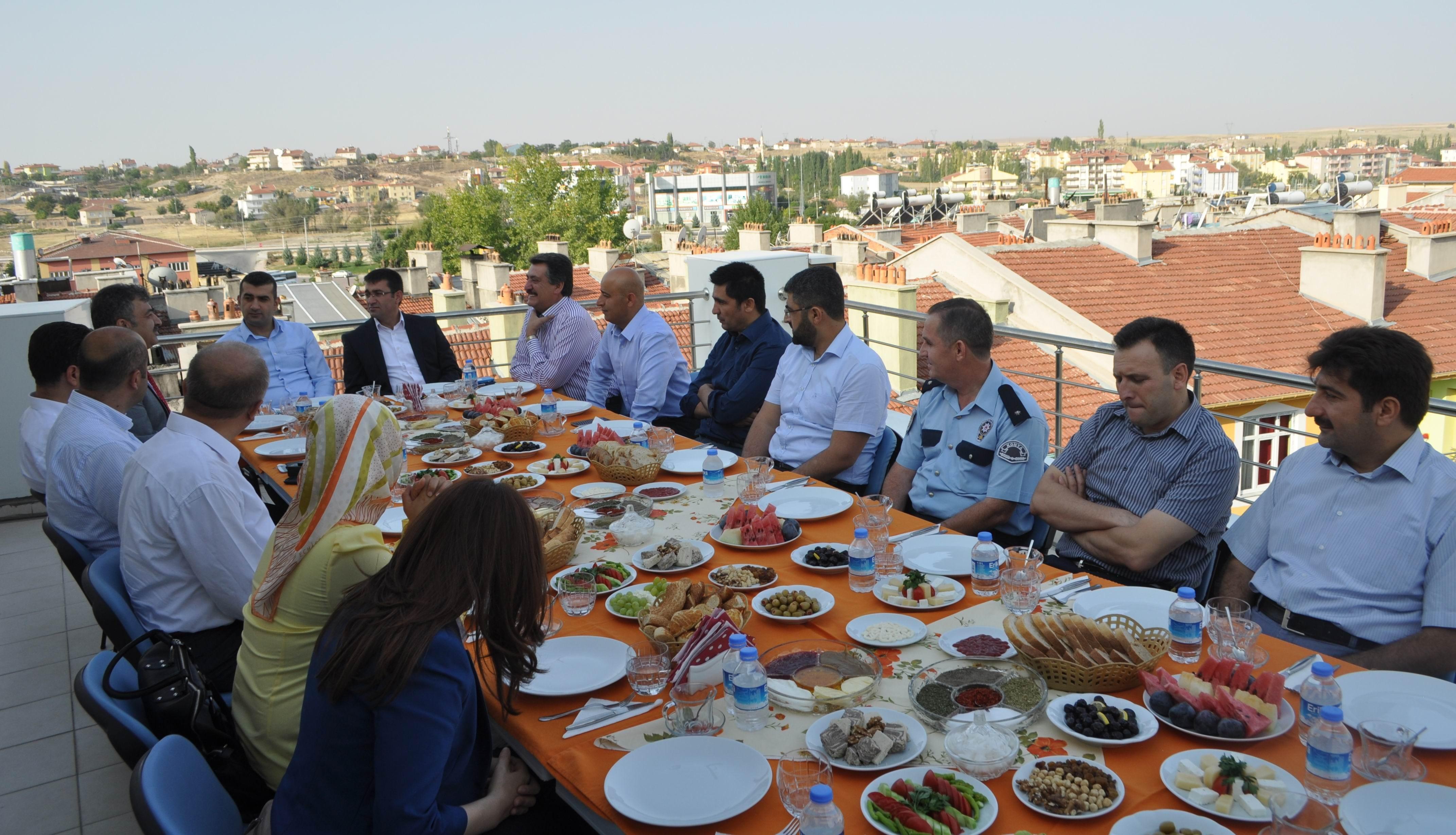 KKHB'den Cihanbeyli Belediyesi'ne ziyaret
