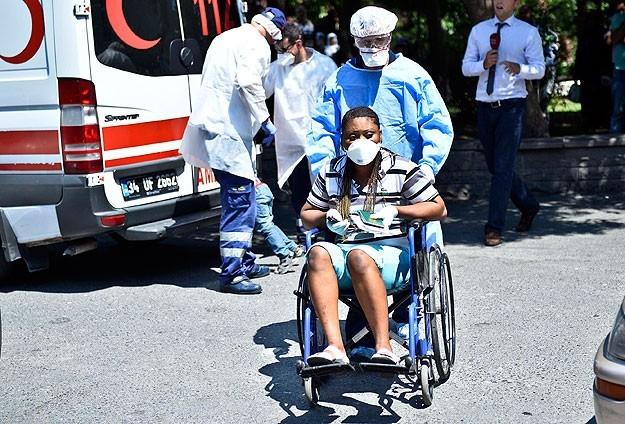 Türkiyede Ebola önlemleri