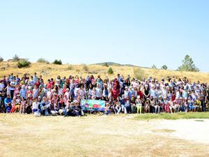 KOMEK Yaz Okulu'ndan Beyşehir gezisi