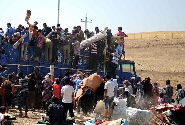 Suriyeli sığınmacıların sayısı 3 milyonu aştı
