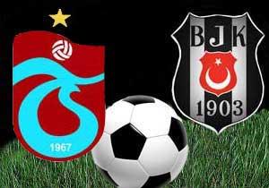 Beşiktaş ve Trabzonsporun rakipleri belli oldu