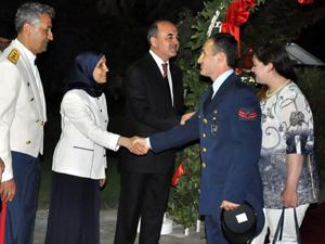 Konya Valisi Erol'dan Zafer Bayramı kokteyli