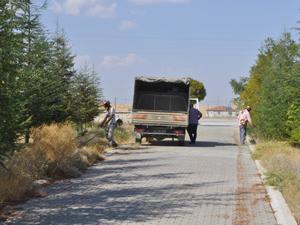 Cihanbeyli'de okullarda temizlik seferberliği