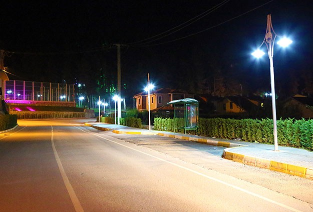 Sokak aydınlatmalarına Bakanlık karar verecek