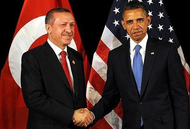 Cumhurbaşkanı Erdoğan Obamayla görüşecek