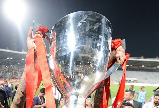 Türkiye Kupasında kuraları çekiliyor