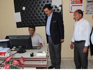 Cihanbeyli belediyesi hizmet ağını genişletiyor