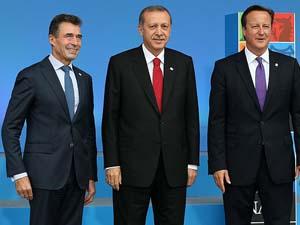 Liderler aile fotoğrafında buluştu