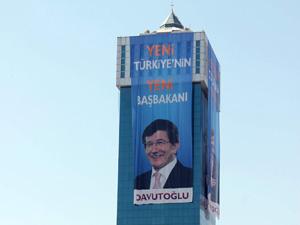 Konya başbakanı bekliyor