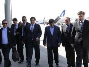 Başbakan Ahmet Davutoğlu Konyaya geldi