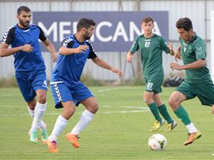 Torku Konyaspor hazırlık maçını 5-1 kazandı