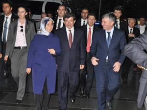 Davutoğlu, Mevlana Müzesini ziyaret etti