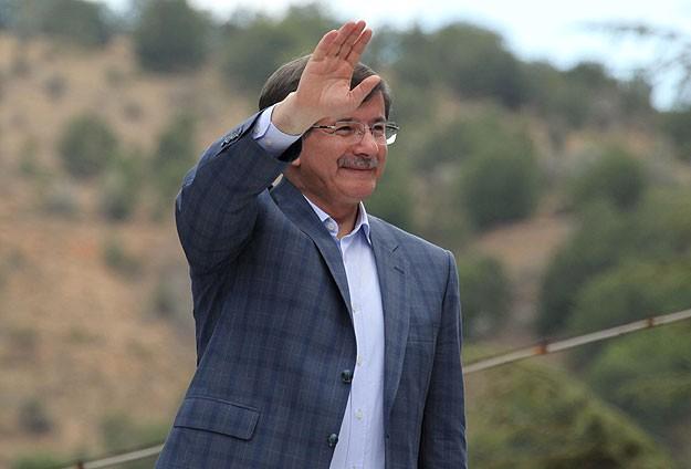 Başbakan Davutoğlu Taşkentte konuştu