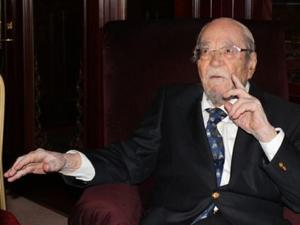 Tarihçilerin kutbu Halil İnalcık 99 yaşında