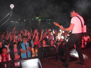 Konyadaki festival Ayna konseriyle sona erdi