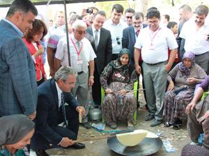 Bedik Türkmenleri Konyadaki şenlikte buluştu