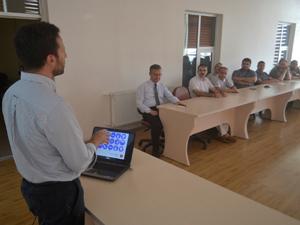 Necmettin Erbakan Üniversitesinde iş güvenliği semineri