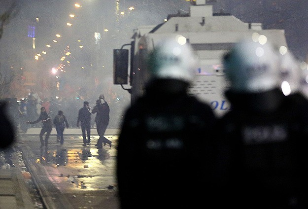 Gezi Parkı olaylarıyla ilgili 35 kişiye müebbet