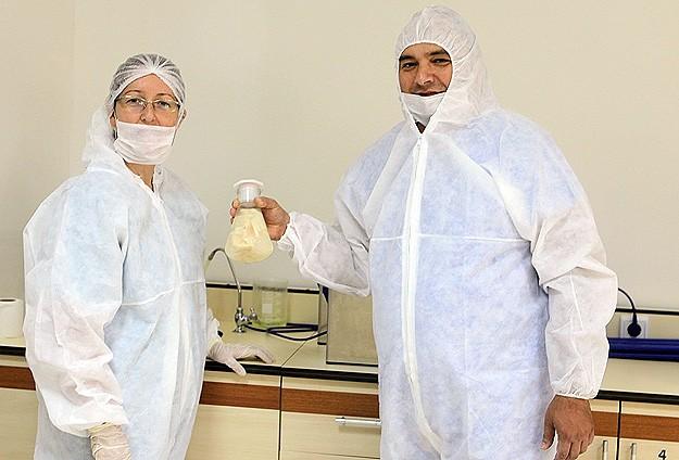 Bilim adamları sentetik kemik tozu üretti