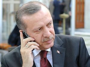 Erdoğan işçilerin ailelerini telefonla aradı