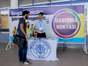 Beyşehir'de öğrencilere belediye desteği