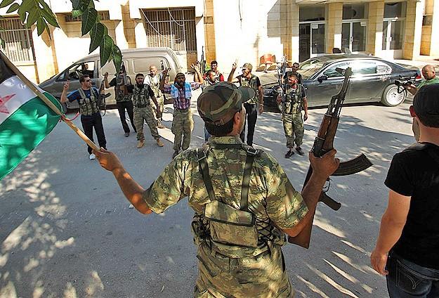 Suriyenin yabancı savaşçıları