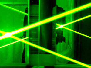 Ülke savunmasında lazer devrimi