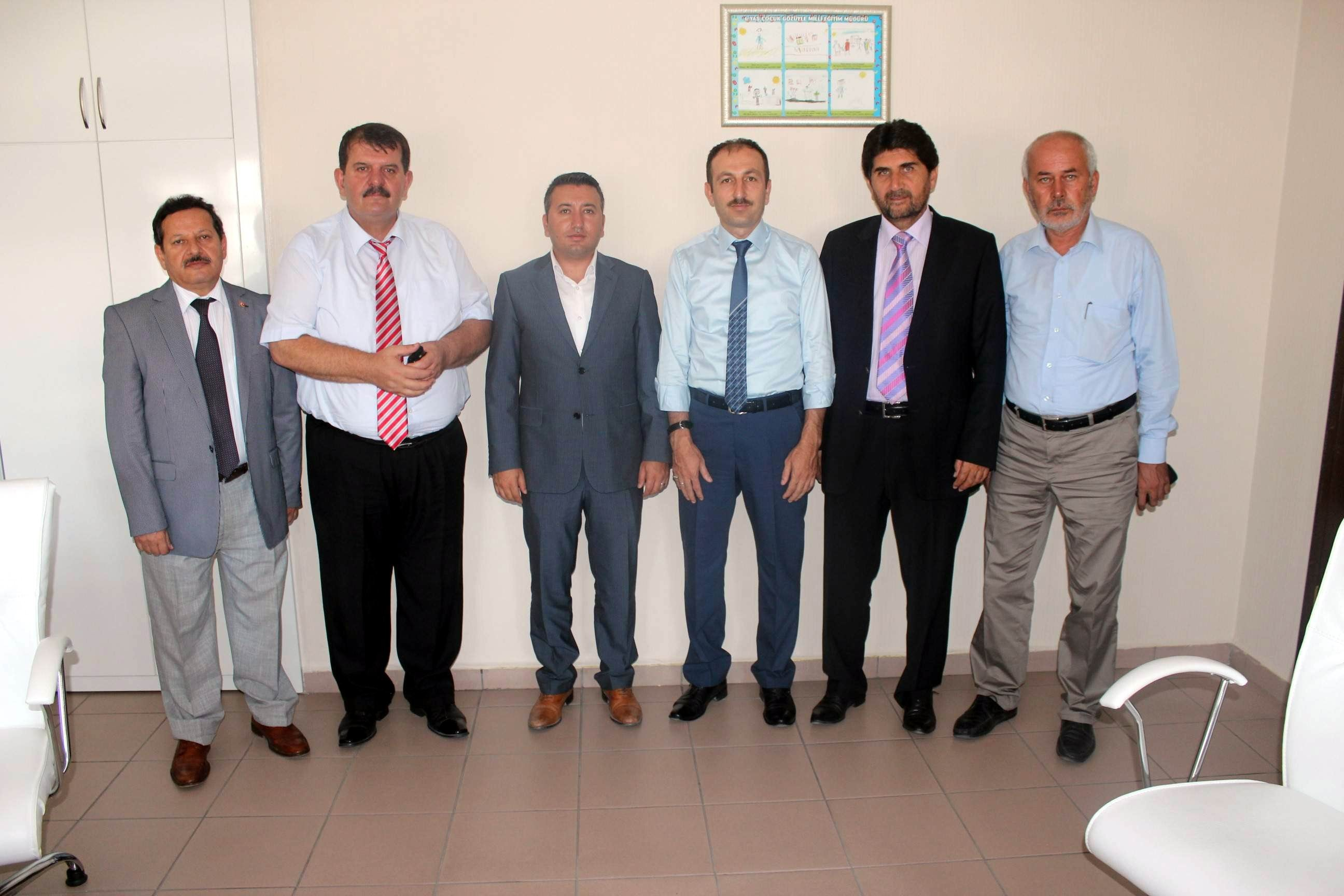 Derbent heyetinden Konya ziyareti