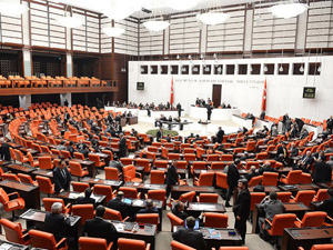Özlük haklarıyla ilgili düzenleme Mecliste