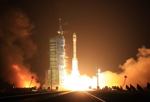 Çin 2022de uzay istasyonunu faaliyete geçirecek