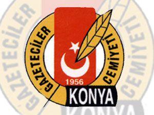 Konya Gazeteciler Cemiyetinden başarı ödülü