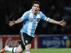 Arjantinde Messi yasaklandı!