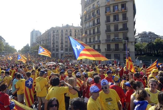 Katalonyanın bağımsızlık talebi
