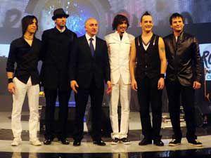 Manga, Aynı Olabilirizle Eurovisionda