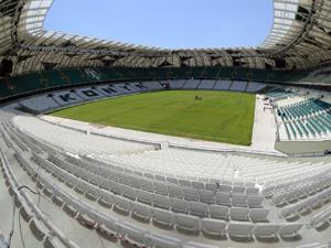 Yeni Konya Stadyumu ilk maça hazırlanıyor