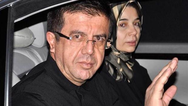 Bakan Zeybekcinin eşi yaralandı