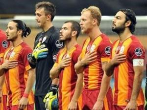 Galatasaraylı futbolcular Anderlechte kilitlendi