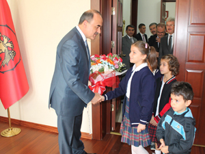 Konya'da 470 bin öğrenci ders başı yaptı