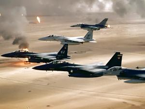 Obama açıkladı ABD jetleri vurdu